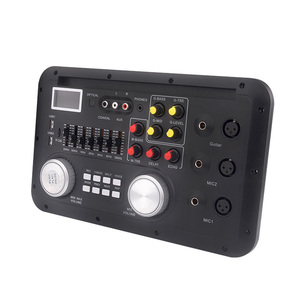 Image 2 - Equalizador bluetooth mp3 aiyima dsp, para karaoke, sem perdas, fibra coaxial, para amplificador de áudio, home theater