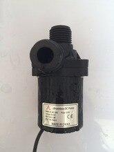3 unids 24 V DC Micro Bomba de Agua DC40F-2460, 960LPH, 6 M, sin escobillas, sumergible, para La Circulación del Agua Del Acuario Fuente de Lavado de Coches