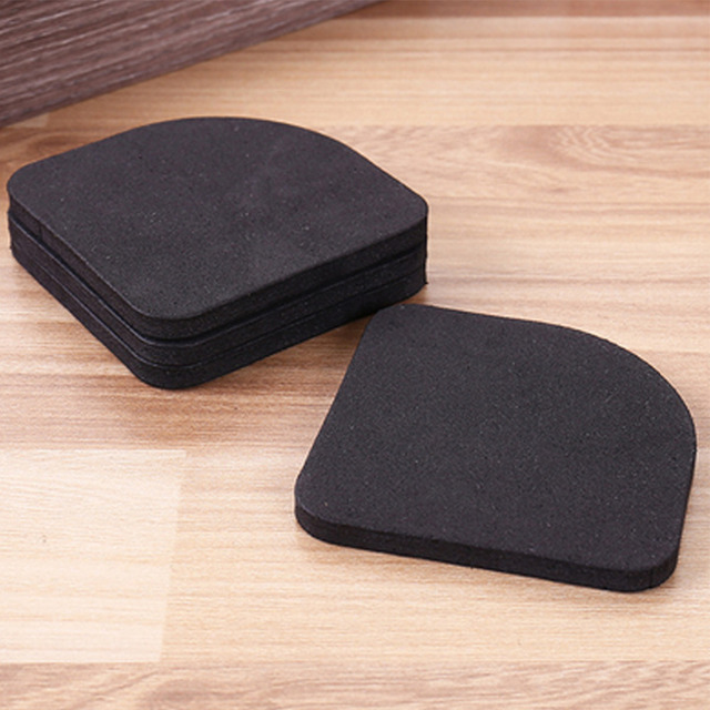 4pcs Stand For A Washing Machine Shock Pads Anti-Vibration Pad For Washing Machine Non-slip Mats Refrigerator Multifunctional 1