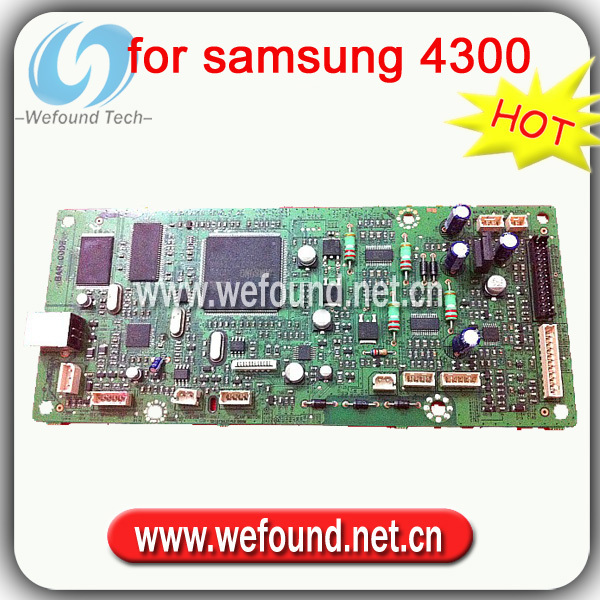 Hot!100% good quality for Samsung 4300 printer formatter board motherboard