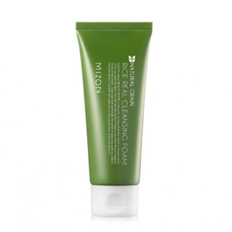 MIZON Rice valódi tisztító hab 150ml arcbőrápolás arctisztító hidratáló fényesítő szeplős fade sötét foltok