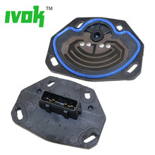 THROTTLE POSITION SENSOR FOR VW GOLF GL CITROEN AX ZX Xantia PEUGEOT 106 306 405 406 605 AUDI Renault LANCIA 3437022 037907385A(China)