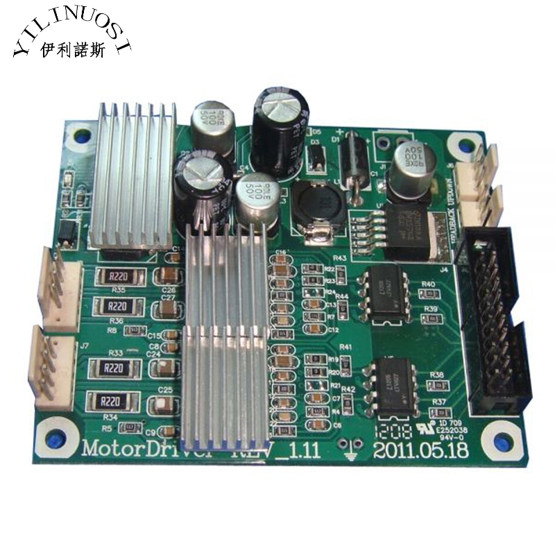 Allwin E-160 / E-180 Eco-solvent Printer Motor Driver Board amazing price allwin konica head connector board for allwin printer as eco solvent printer spare parts on selling