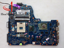 For Toshiba A660 A6655D Laptop Motherboard K000104400 LA-6062P Motherboards Tested ok