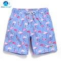 Крышка волна отдых пляж брюки мужские quick dry размер свободный треугольник сетки lining мужской боксер шорты спа плавки