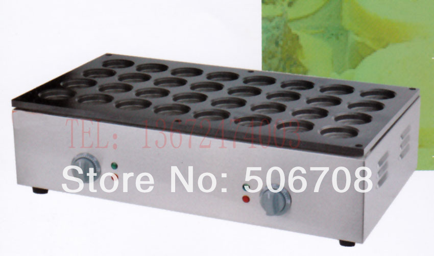 free shipping~Electric 32 hole bean cake maker, Dorayak Machine Commercial Use
