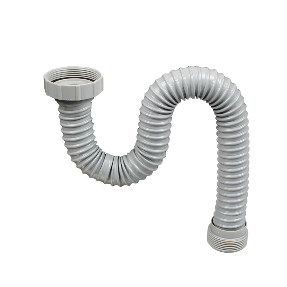 talea g2 kitchen sink drain steel wire hose connecting drain pipe plastic flexible washing basin extension downcomer ga024