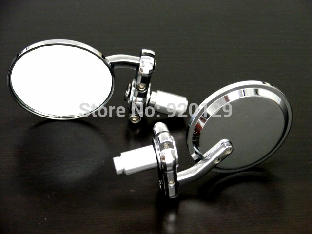 Motorcycle Billet 7 8 Handle Chrome ᗑ Wide Wide Angle Bar