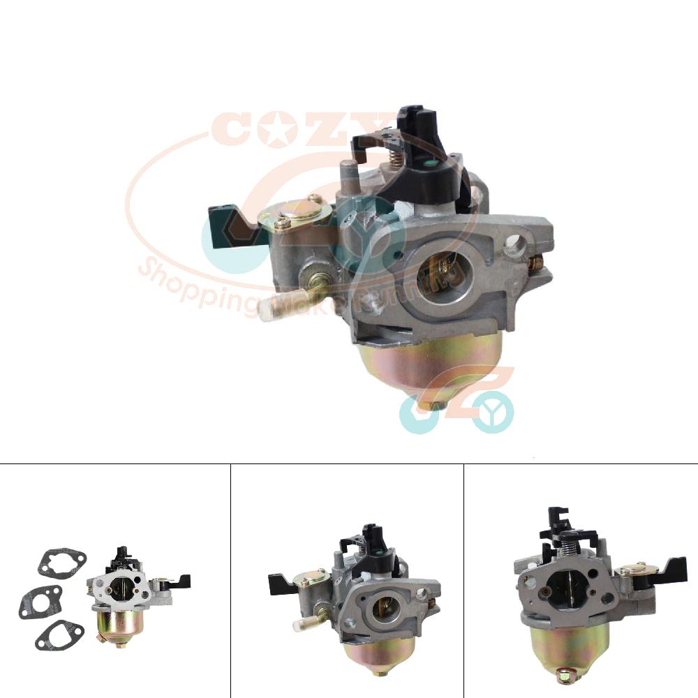 buy carburetor w gasket for honda hr194. Black Bedroom Furniture Sets. Home Design Ideas