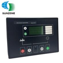 Дизельный модуль управления генератором DSE5210 Управление; 5210 работает с разъем для ПК Применение P810 кабель и программное обеспечение для подключения компьютера