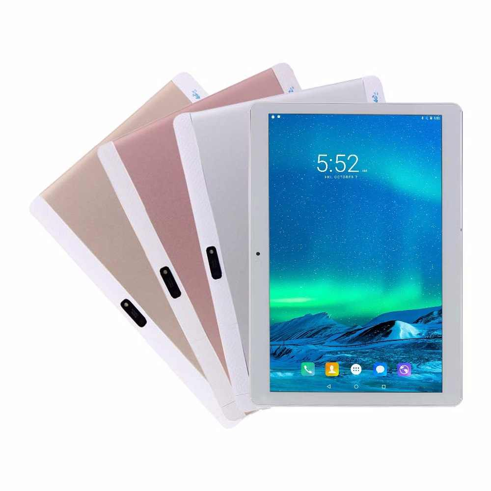 Global Version Android 7.0 Tablets 10 inch 1280X800 Octa Core  32GB ROM 10.1 10 ''  3g tablet pc dual Camera