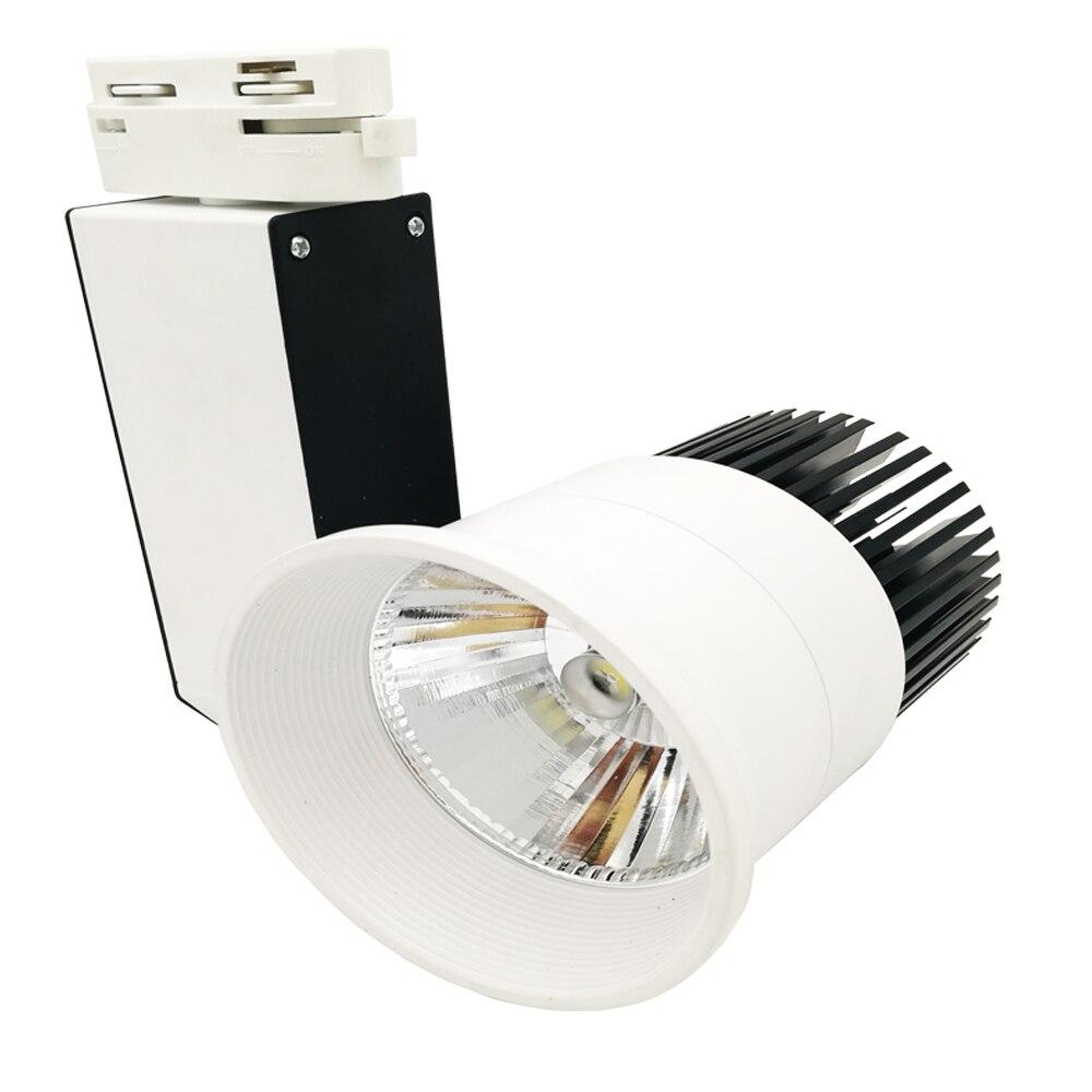 Wholesale 30W COB LED Track Light, Pendant Track Light