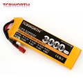 TCBWORTH LiPo Battery 3S 11.1V 3000mAh 60C Max 120C For RC Airplane Helicopter Quadcopter Drone CX20 Li-ion battery