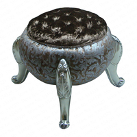 Classical Shoes Benches, Makeup, Solid Wood Stools, European Pumpkin Stools Wood Bench Banquette Stool Furniture Dotomy