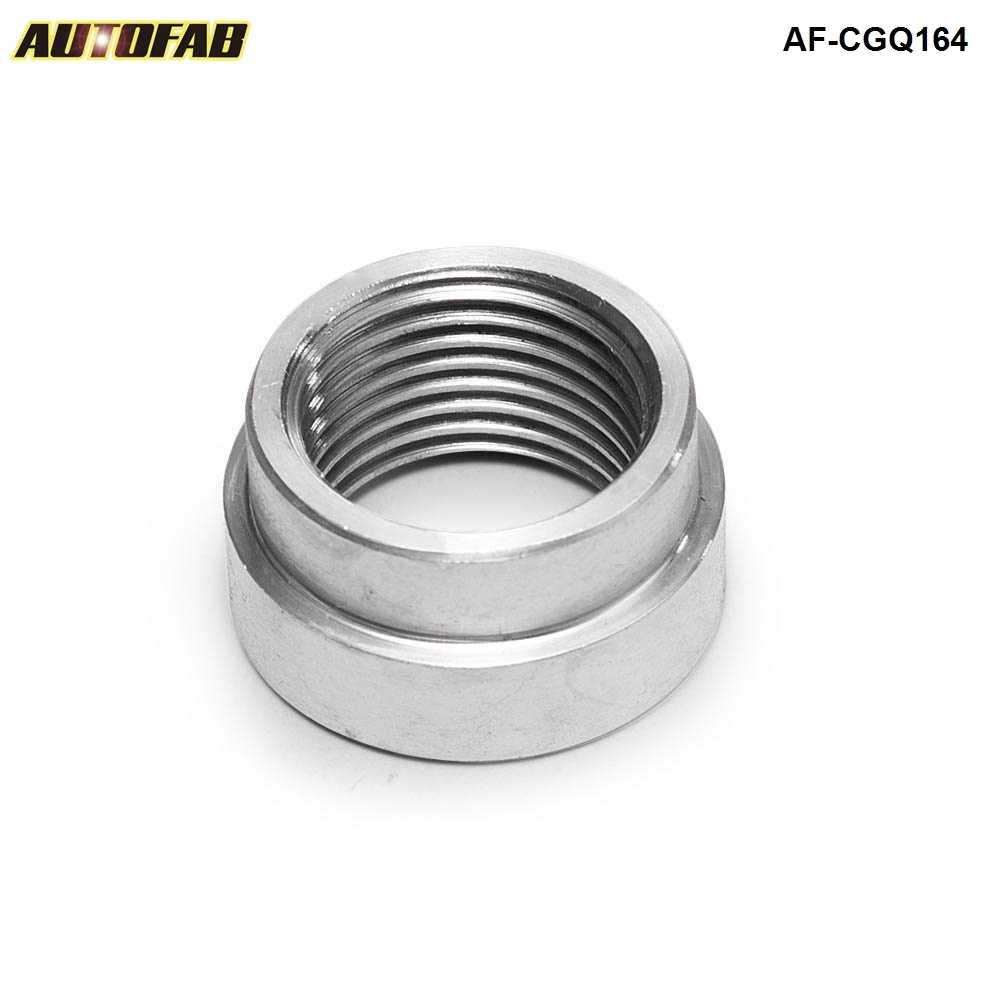 ไอเสียออกซิเจนแลมบ์ดาเซ็นเซอร์ AFR Boss Nut M18 x 1.5 สแตนเลส 304 AF-CGQ164