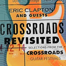 Wholesale Cd Albums Crossroads Revisited Selections From The Crossroads Guitar Festivals 3CD Music cd box set