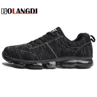 Bolangdi Men Running Shoes For Women Reflective Upper Trends Cushion Shox Athletic Trainers Sport Max Outdoor Walking Sneakers