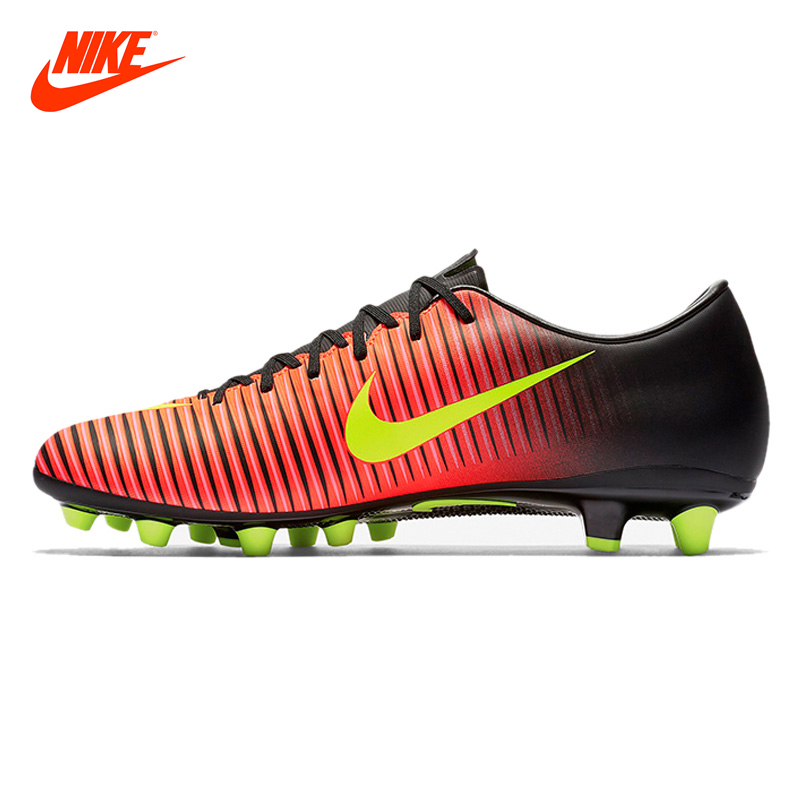 Original New Arrival NIKE AG-PRO Men's Light Comfortable Football/Soccer Shoes Sneakers kelme football shoes boots for adult children 30 39 train sneakers tobillera soccer cleats zapatillas deporte light soft flats49