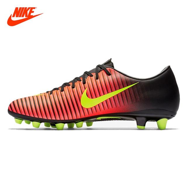 big sale 88970 fe7b2 Originele Nieuwe Collectie NIKE AG-PRO mannen Licht Comfortabele  VoetbalVoetbal Schoenen Sneakers