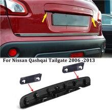 2 шт Задняя Крышка багажника ремонтная ручка защелкнутый зажим комплект зажимы для Nissan Qashqai 2006-2013