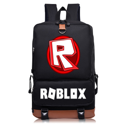 Ol Roblox Game Casual Backpack For Teenagers Kids Boys Children Student School Bags Travel Shoulder Bag Unisex Laptop Bags