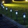 Solar luces de la Vía, Koolife Led Camino Paisaje Luces de Jardín Al Aire Libre de Iluminación-Fácil Instalación-Resistente Al Agua