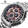 2016 homens relógios top marca de luxo pagani design relógio de mergulho 30 m relógio de pulso do esporte militar relógio de quartzo horas relogio masculino