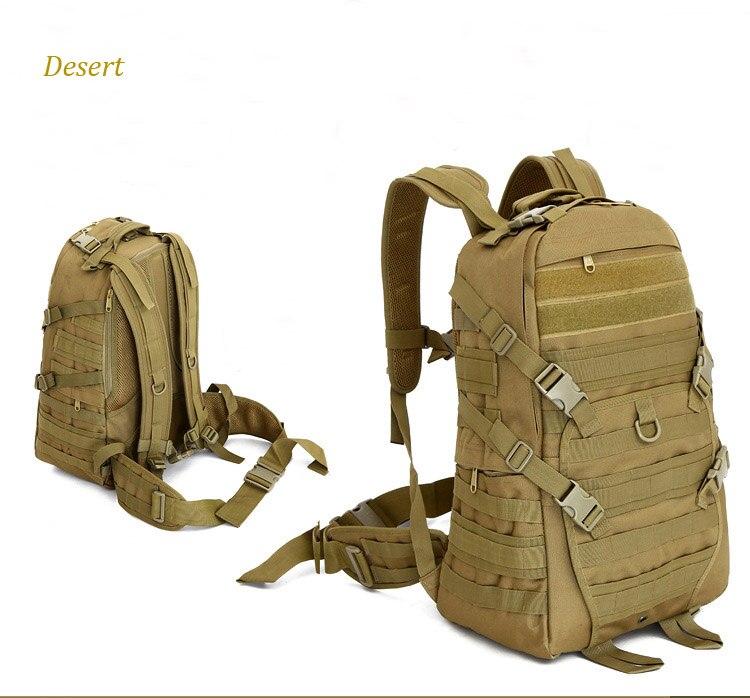 Sac de voyage imperméable extérieur de sac à dos en Nylon du système 600D Molle de TAD