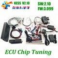 2016 Top Vendendo Versão V2.10 KESS V2 OBD2 Gerente ECU Chip Tuning Kit NoTokens Limitada V2.10 Kess V2 Suporte Multi-marca carros