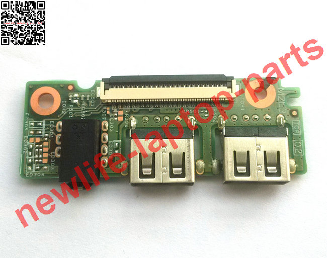 original 3551 laptop USB audio IO board 0T94X4 T94X4 Iris IO board 2MV5N test good free shipping