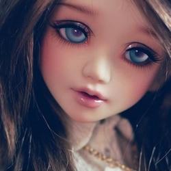 OUENEIFS Unoa Lusis bjd 1/4 body model reborn baby girls boys dolls eyes High Quality toys shop resin anime furniture