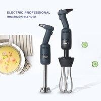 ITOP Handheld 220W Blender Mixer Multi functional Stirrer Immersion Variable Speed Hand Blender Set Practical Food Mixer CE