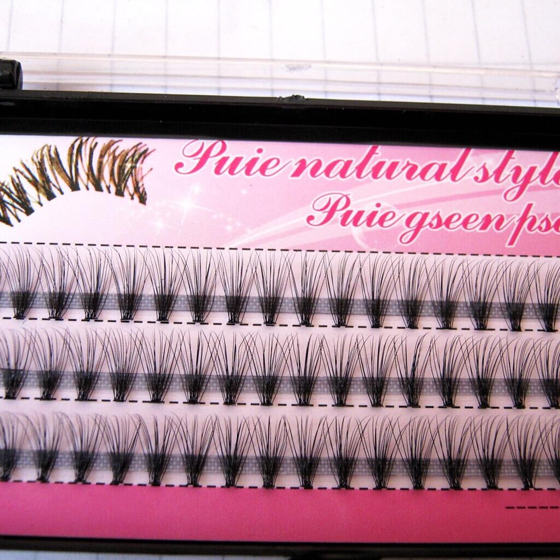 Soft Natural False Eyelashes Self-grafting Eyelashes Planting Eyelashes Professional Makeup Personal Tufting Eyelashes