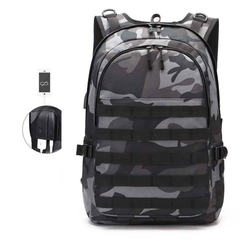 male game School bag Multifunction music MP3 USB business casual tourist anti-theft waterproof 15.6 inch Laptop men backpack