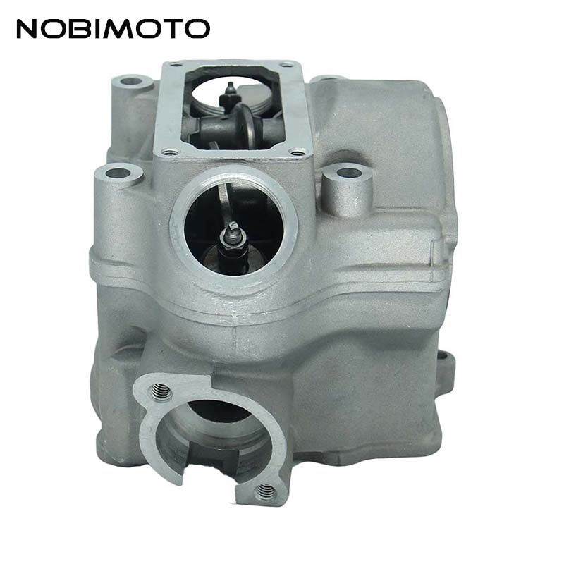 NOBIMOTO 250cc CB250 Water Cooled Engine parts Cylinder Head Fit for Zongshen 250cc water cooling Motorcyle ATV Quad BikeGT-142N