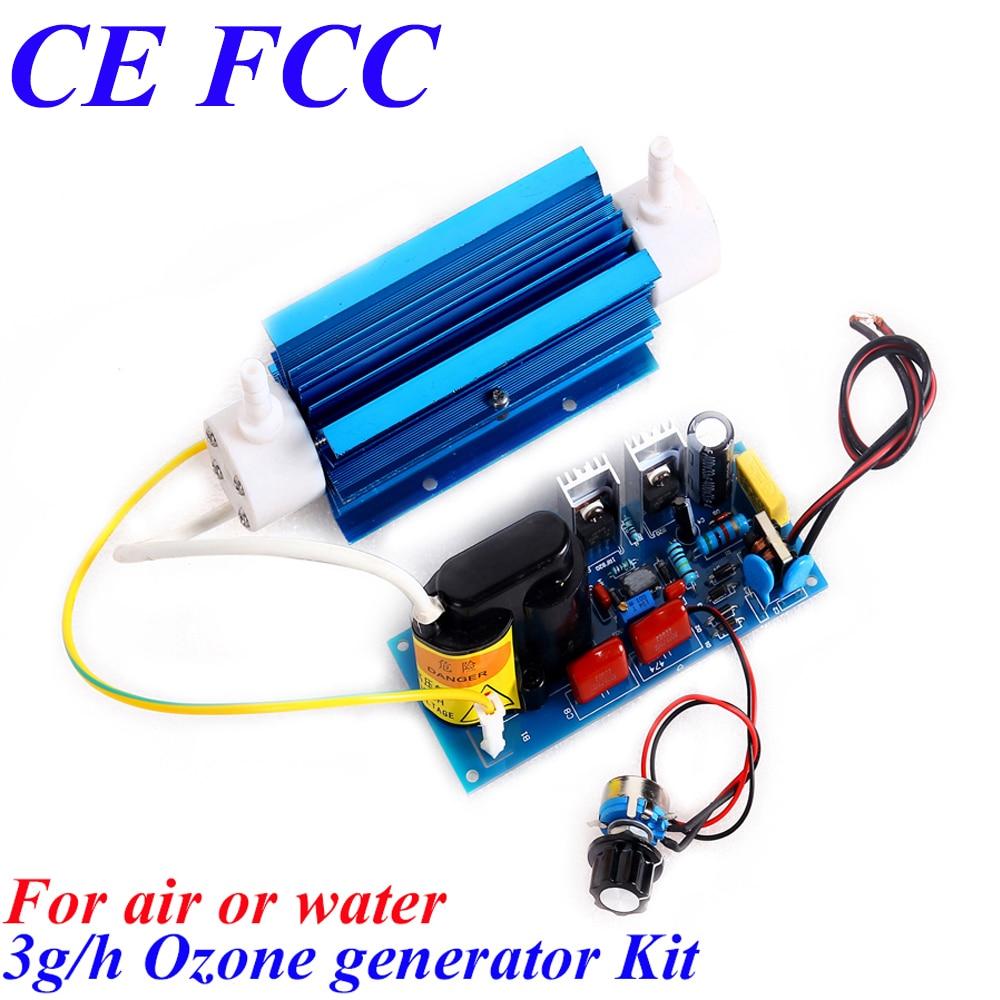 CE EMC LVD FCC Quartz tube / ceramic tube / ceramic plate ozone generator ce emc lvd fcc ozonizer for disinfecting vegetables
