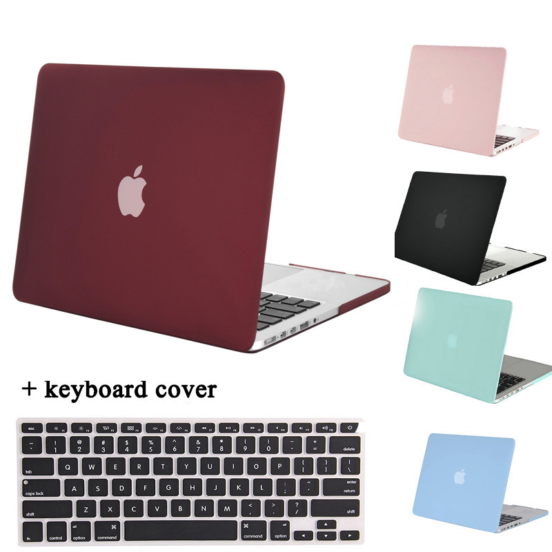 cheaper 8aa7e f1b05 US $7.99 |MOSISO for Macbook Retina Pro 13 A1425/A1502 Clear Matte Plastic  Hard Case Cover for Macbook 12'' Pro15 A1398 Laptop Shell Cover-in Laptop  ...