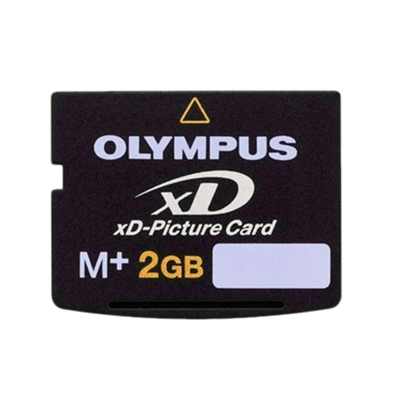 2 gb XD Picture Card Type M + M-XD2GMP Pour OLYMPUS ou FUJIFILM Caméra Livraison Gratuite