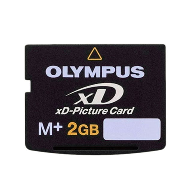 2gb Xd Picture Card Type M M Xd2gmp For Olympus Or Fujifilm Camera