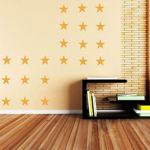 DIY Decoration STARS VINYL BEDROOM WALL DECALS STICKERS TEEN GIRLS DORM ROOM Part 62