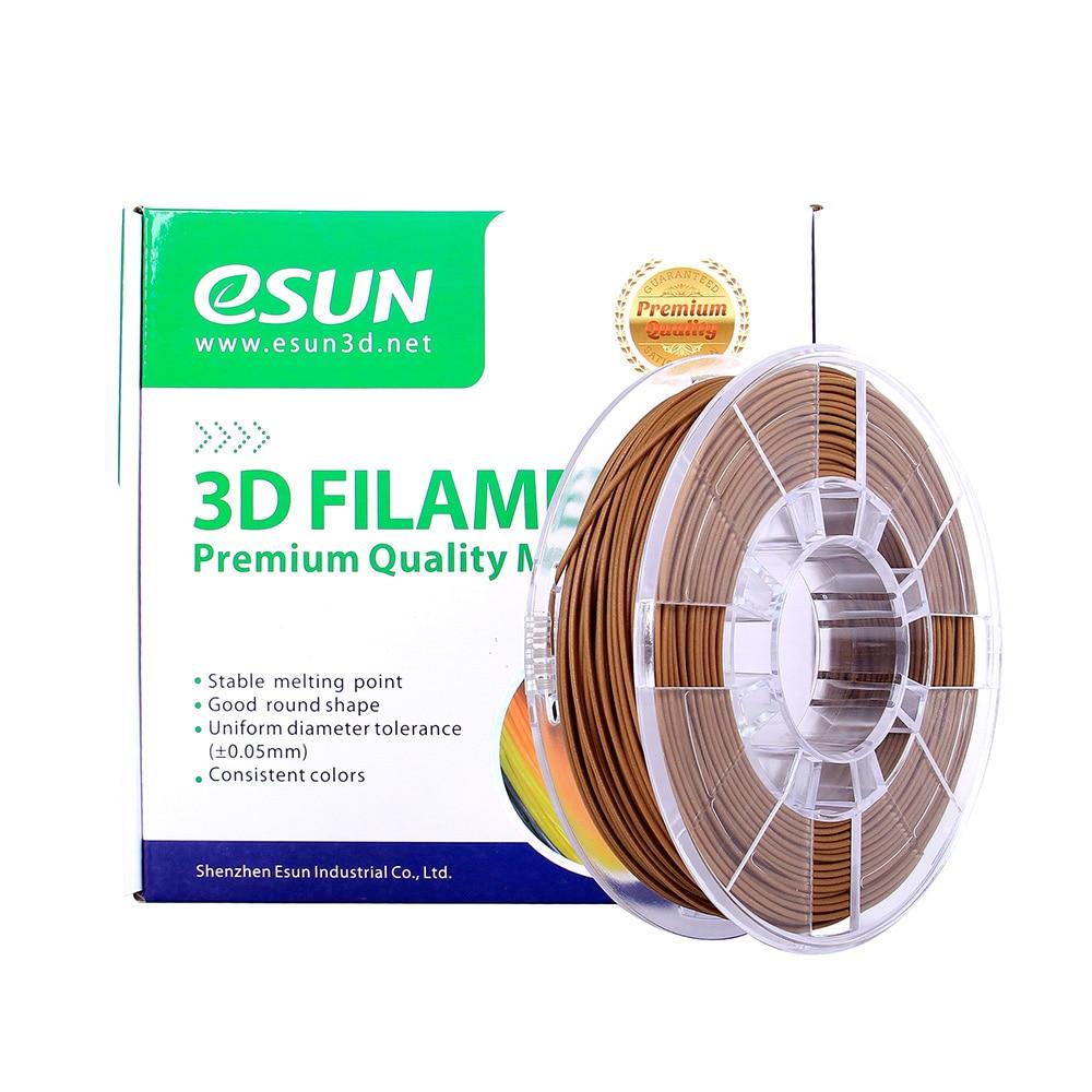 Ebamboo Esun 175mm 3d Printer Filament Bamboo Materials Refills 05 Home Wiring List Material 05kg 11lbs