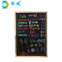 Free Shipping Chalkboards For Display Office Supplier Blackboard 50 70cm Factory Direct Sell Home Decorative