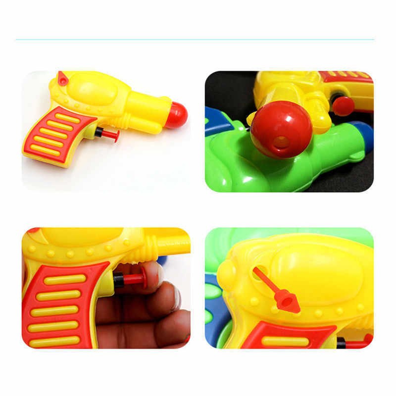 Diversión para los niños al aire libre juego Shooter juguete para niños pistolas de agua de plástico para armas de fuego 1 Uds