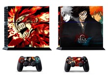 Bleach 378 PS4 Skin PS4 Sticker