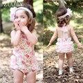 Infantil Ropa de Bebé Establece bebé ropa de la muchacha tirantes infantiles ropa Trajes Set Toddler Trajes Monstruo BabyGirls Ropa YL450