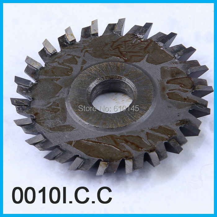 0010I. CC Gelaste carbide tungsten cutter key cutting zaagblad 60*7.3*12.7mm * 22 t mini circulaire saw oscillerende multi tool