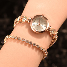 Summer Style Women Bracelet Gold Watches