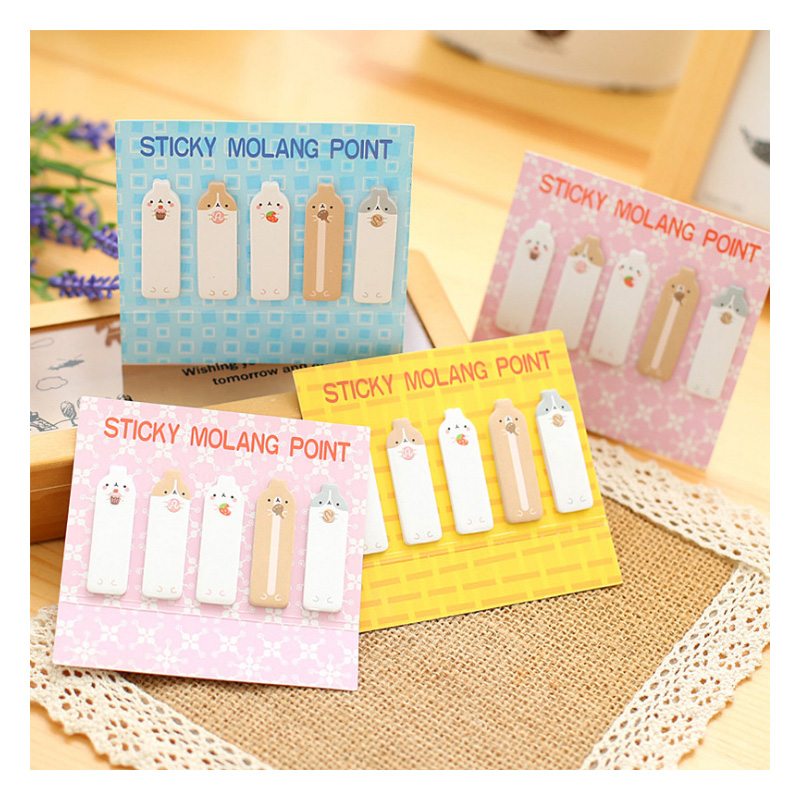15PCS Cute Sticky Notes Memo Pad Antique Papeleria Kawaii Office Decor Bloknot Post It Nota De Papel Adesivo Stationary Stickers 16pcs kawaii stationery notepads cat sticky notes folhas de papel post nota de memo pad sticky notes papeleria office decorat
