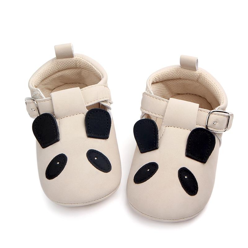 0-18 Mt Tier Cartoon Baby Mädchen Kleinkind Weiche Pu Leder Prinzessin Mary Jane Schuhe Verband Säuglingspre Neue Geboren Baby Schuhe
