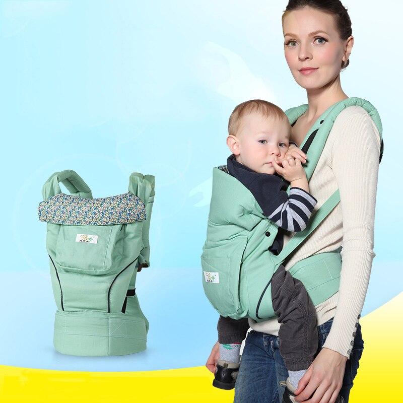 綿高品質ベビーキャリア/幼児キャリアバックパック子供キャリッジ幼児スリングラップ/ベビーサスペンダー/ベビーケア用品